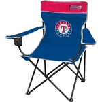Coleman® Texas Rangers Quad Chair