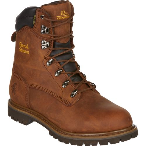 Chippewa Boots Men's Heavy Duty Tough Bark Utility Rugged Outdoor Boots - view number 2