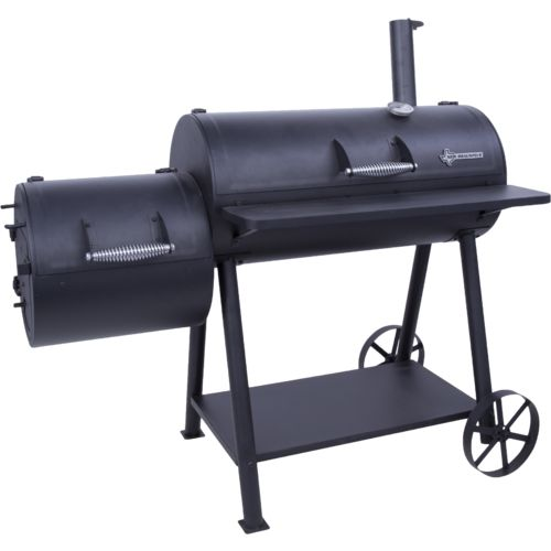 New Braunfels Hondo Classic Charcoal Smoker - view number 2