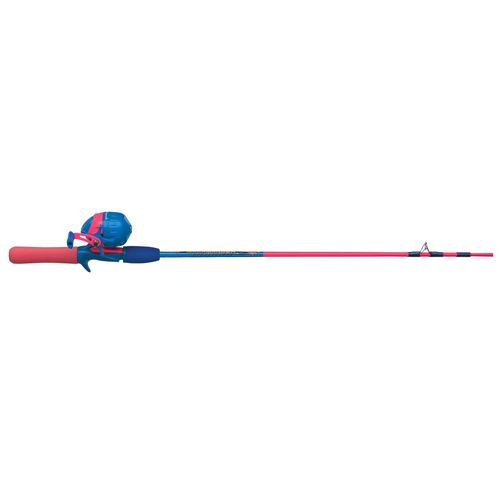 Shakespeare® Amphibian® 4'6'' L Spincast Rod and Reel Combo