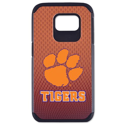 GameWear Clemson University Classic Football Pebble Grain Samsung