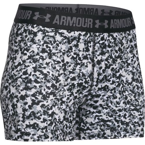 """Under Armour® Women's Armour Printed Shorty 3"""" Short"""