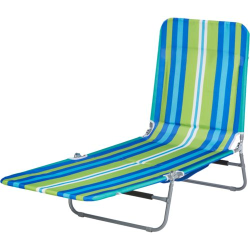 RIO Creations Ratchet Lounger with Backpack