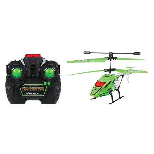 World Tech Toys Glow-In-The-Dark 3.5-Channel RC Helicopter - view number 1