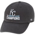 Forty Seven Men's Kansas City Royals 2015 American League Champions Clean Up Cap