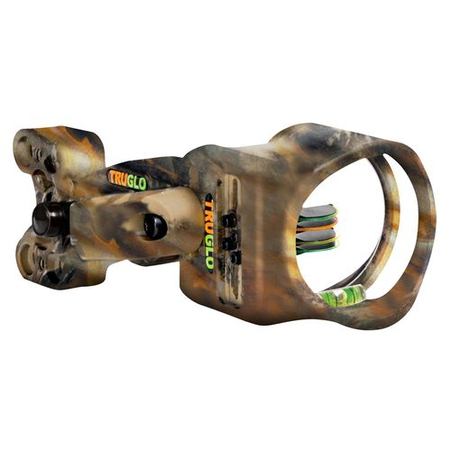 Truglo Carbon XS 4-Pin Sight with Light
