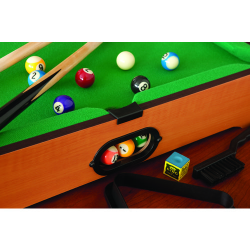 ... Mainstreet Classics Tabletop Billiards Game   View Number 4 ...