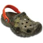Crocs Kids' Swiftwater Realtree Xtra Clogs - view number 2