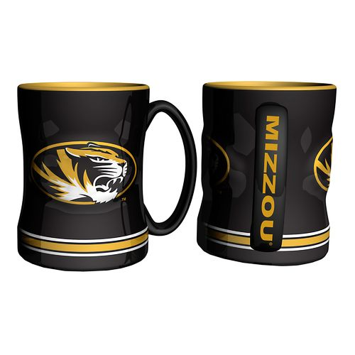 Boelter Brands University of Missouri 14 oz. Relief Mugs 2-Pack