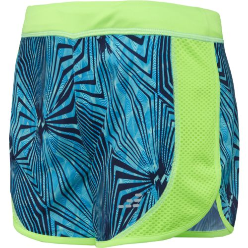 BCG Girls' Running Printed Short