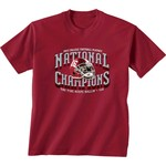 New World Graphics Men's University of Alabama Score T-shirt