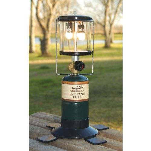 Texsport 2-Mantle Propane Lantern