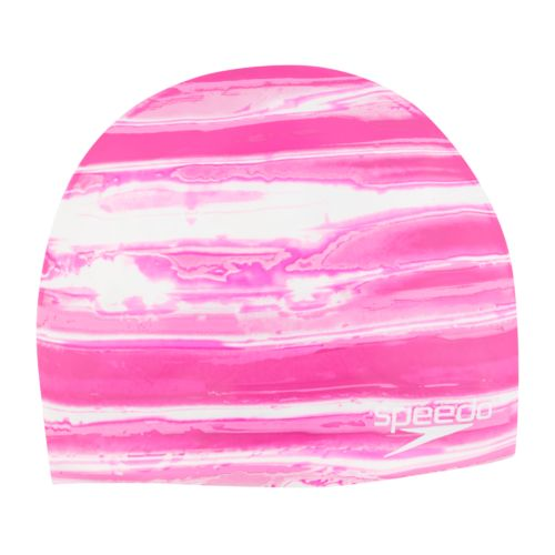 Speedo Adults' Moving Tides Swim Cap - view number 1