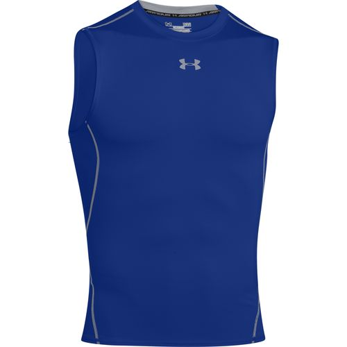 Display product reviews for Under Armour Men's HeatGear Armour Compression Sleeveless T-shirt