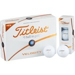 Titleist Velocity Golf Balls 12-Pack