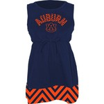 Klutch Apparel Toddlers' Auburn University Chevron Dress