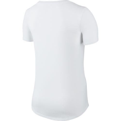 Nike Women's Futura Scoop Neck T-shirt - view number 2