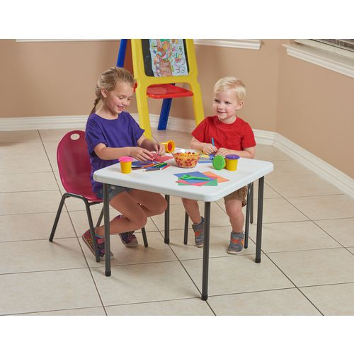 Academy Sports + Outdoors 25 in Square Kids' Table - view number 4