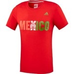 adidas™ Men's Mexico Country Pride T-shirt