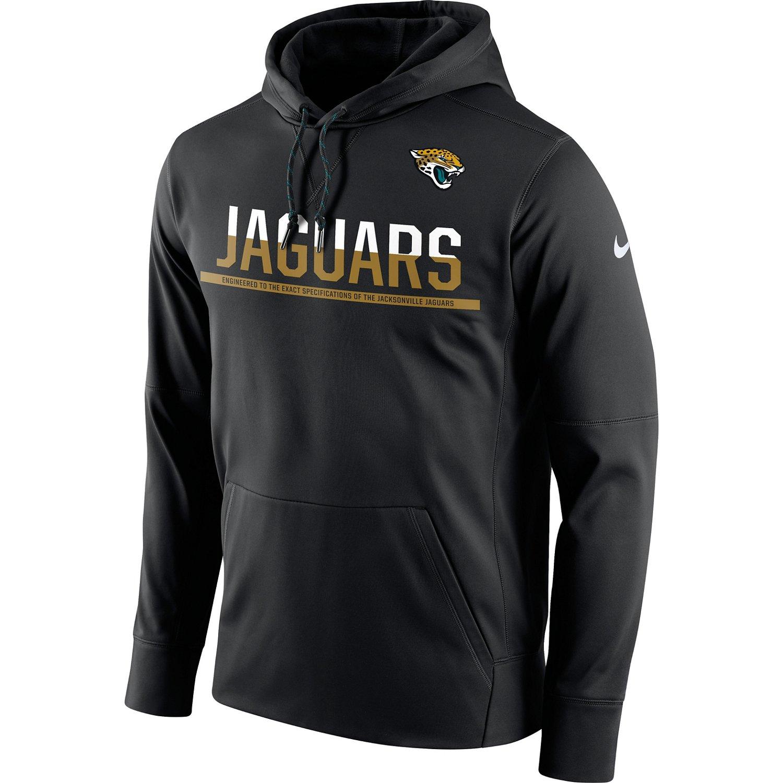 Nike Men's Jacksonville Jaguars Circuit Pullover Hoodie