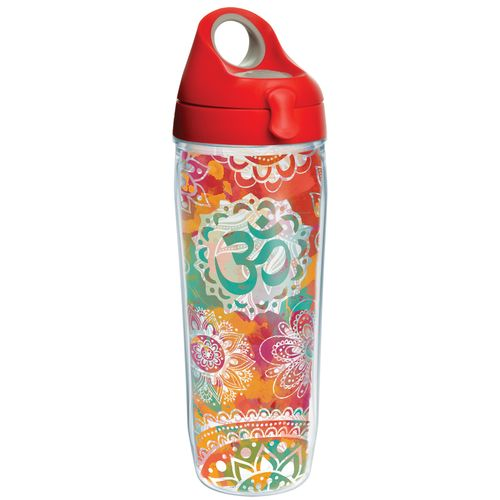 Tervis Yoga Om Pattern 24 oz. Water Bottle