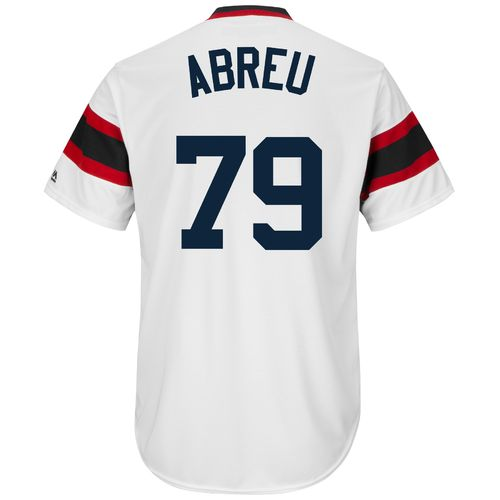 Majestic Men's Chicago White Sox José Abreu #79 Cooperstown Replica Jersey