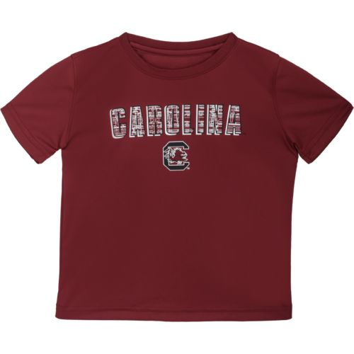 Colosseum Athletics Toddlers' University of South Carolina Dino League T-shirt