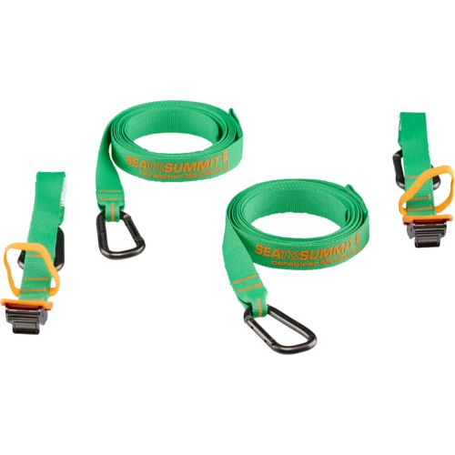 Sea to Summit Solution Carabiner Tie-Downs 2-Pack