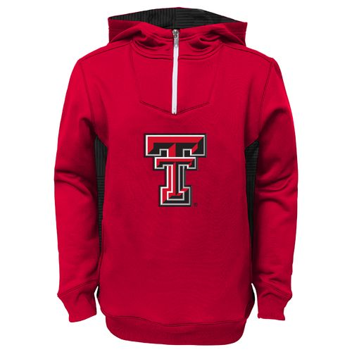 NCAA Kids' Texas Tech University Pullover Hoodie