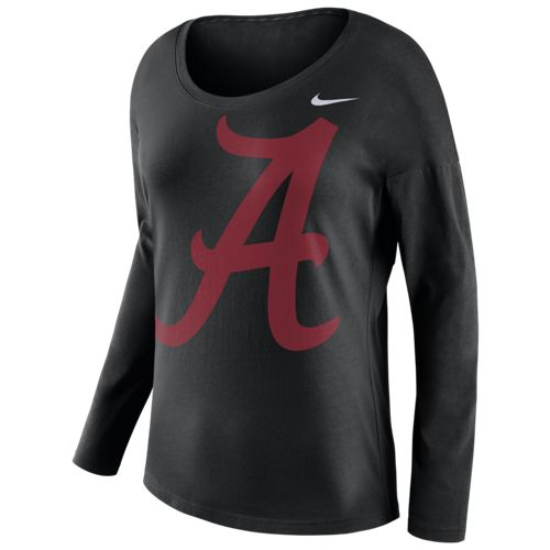 Nike Women's University of Alabama Tailgate T-shirt