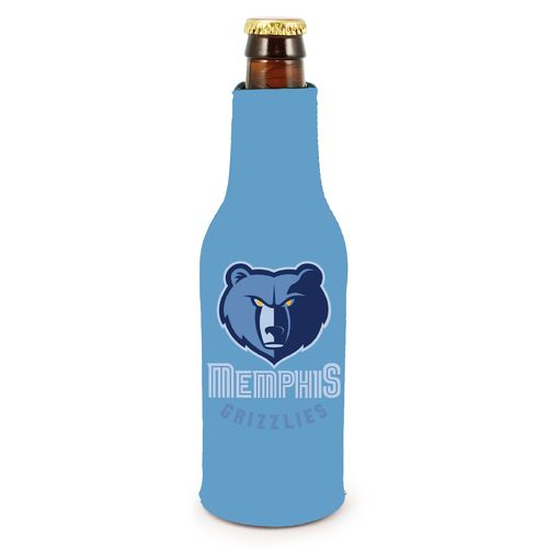 Kolder Memphis Grizzlies Bottle Suit™ 12 oz. Bottle Insulator