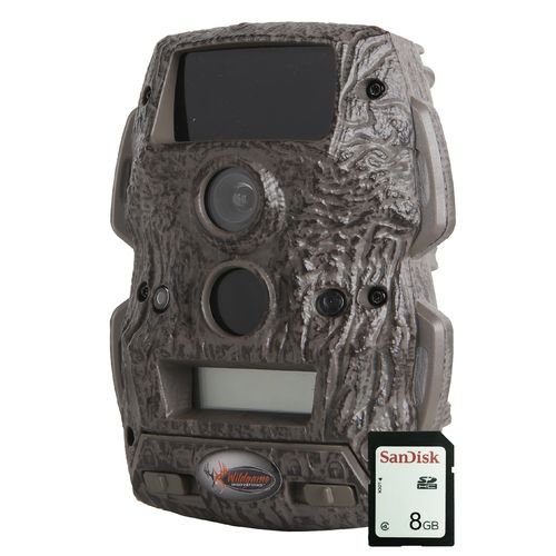 Wildgame Innovations™ Cloak 8 Lightsout 8.0 MP Infrared Scouting Camera