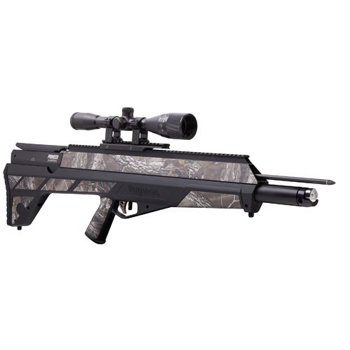Display product reviews for Crosman Benjamin® Pioneer Precharged Pneumatic Airbow