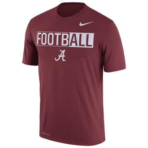 Nike Men's University of Alabama Legend T-shirt