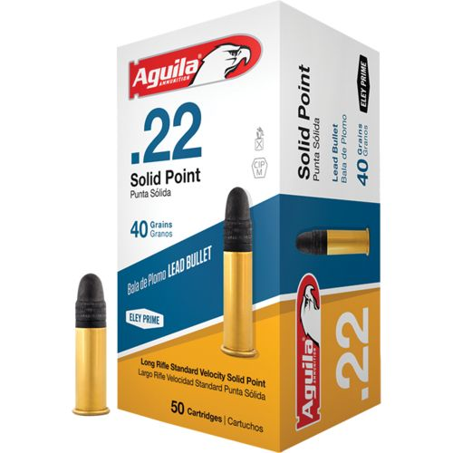 Display product reviews for Aguila Ammunition LR Standard Velocity .22 40-Grain Rimfire Ammunition