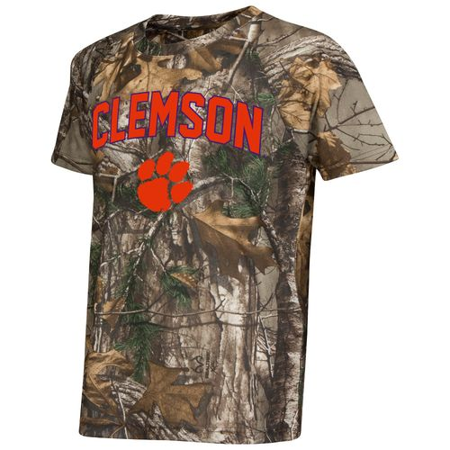 Colosseum Athletics™ Boys' Clemson University Buckshot T-shirt