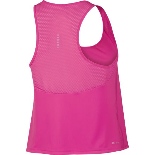 Nike Women's Run Fast Tank Top - view number 2