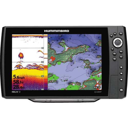 Display product reviews for Humminbird Helix 12 CHIRP Sonar/GPS Chartplotter Combo