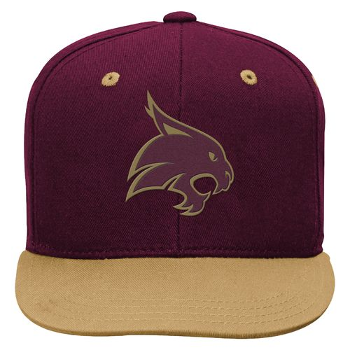 adidas™ Toddlers' Texas State University 2-Tone Flat Brim