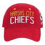 NFL Infants' Kansas City Chiefs My First Slouch Cap