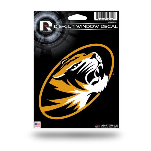 Tag Express University of Missouri Die-Cut Decal