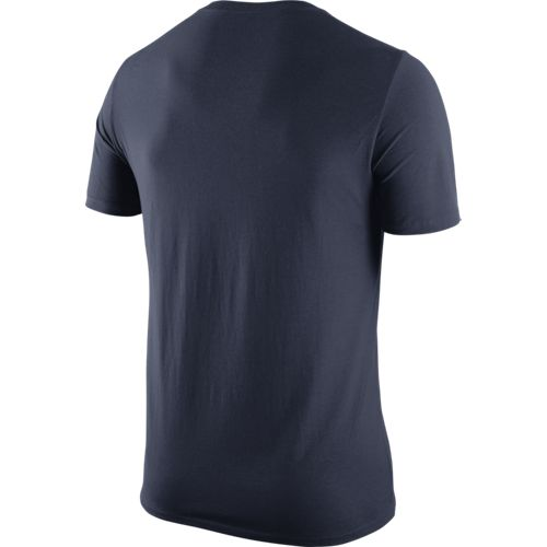 Nike Men's Tennessee Titans Essential Logo T-shirt - view number 2