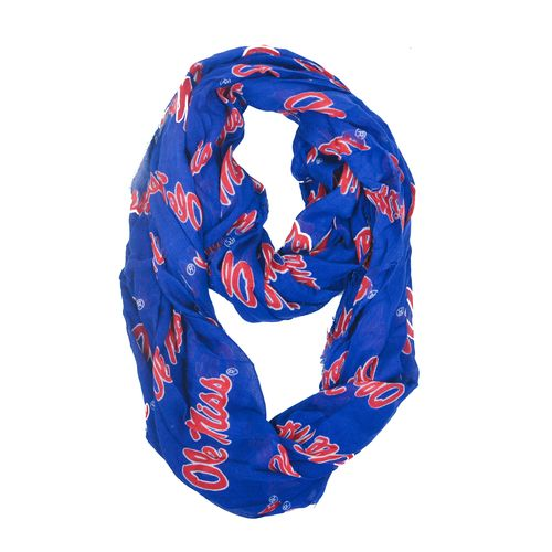 ZooZatz Women's University of Mississippi Infinity Scarf