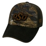 Top of the World Men's Oklahoma State University Driftwood Cap