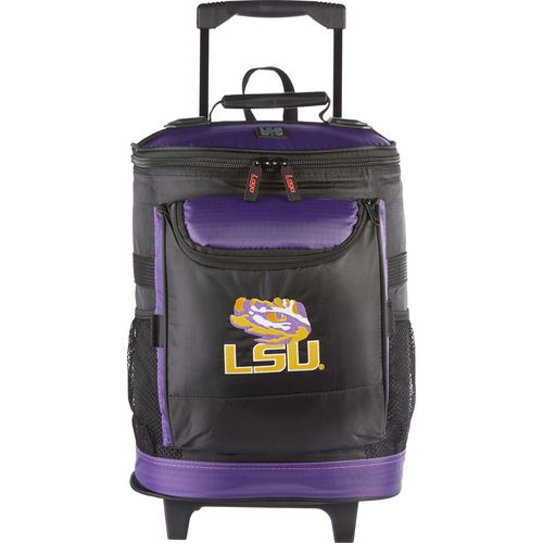 Logo™ Louisiana State University Rolling Cooler - view number 1