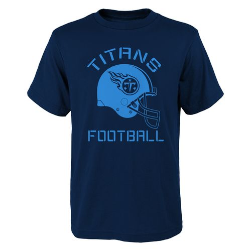 NFL Boys' Tennessee Titans Downhill Rusher T-shirt