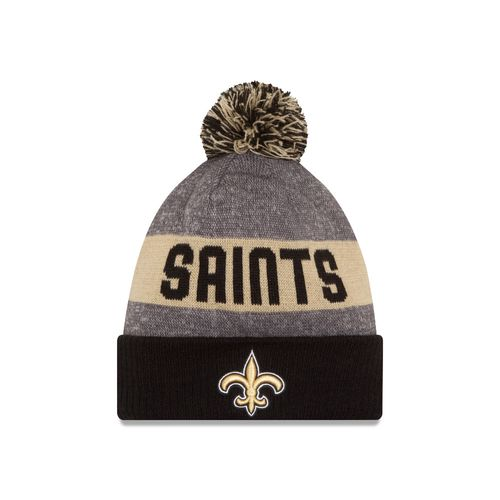 New Era Men's New Orleans Saints Sport Knit Cap