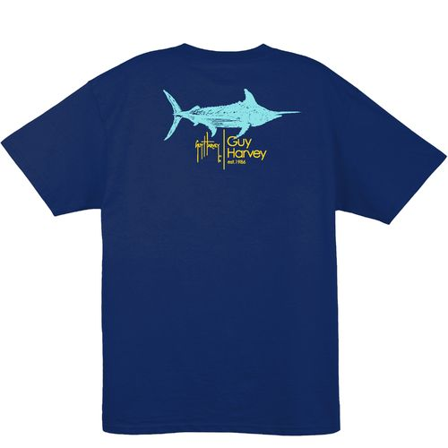 Guy Harvey Men's Sprint Short Sleeve T-shirt