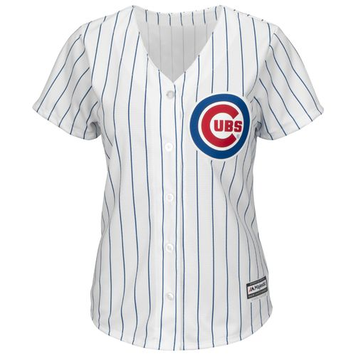 Majestic Women's Chicago Cubs Andre Dawson #8 Cool Base Replica Jersey - view number 3
