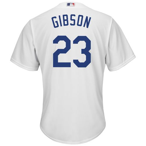 Majestic Men's Los Angeles Dodgers Kirk Gibson #23 Cool Base Replica Jersey - view number 1
